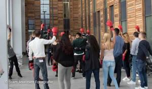Utrecht bedrijfsuitje teambuilding